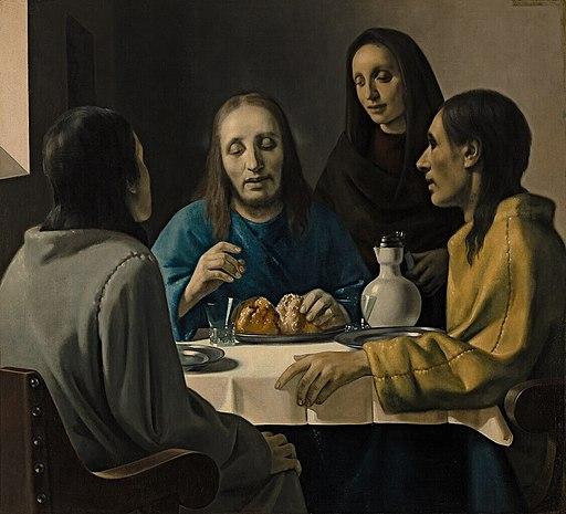 Han van Meegeren, Public domain, via Wikimedia Commons